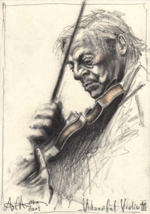 Virtuosität - Violine III.