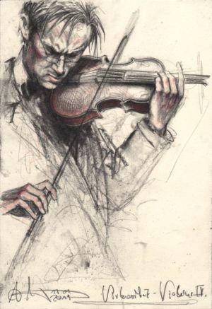 Virtuosität - Violine IV.
