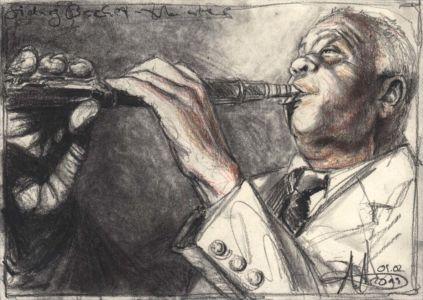 Sidney Bechet – Klarinette