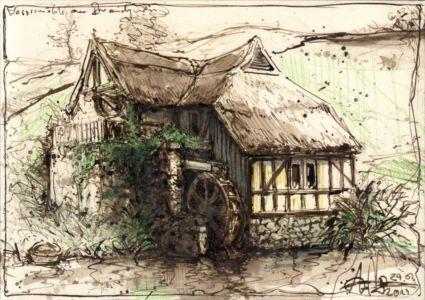 Wassermühle am Brandywein