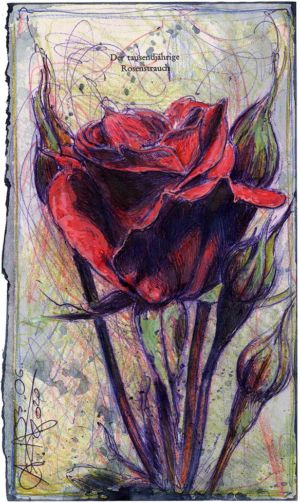 Der tausendjährige Rosenstrauch