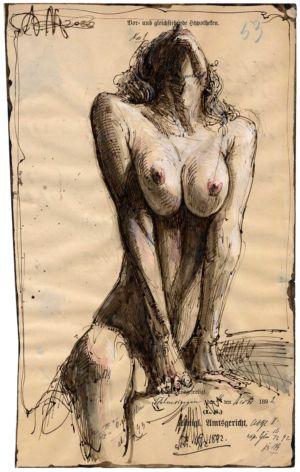 Nude 1892