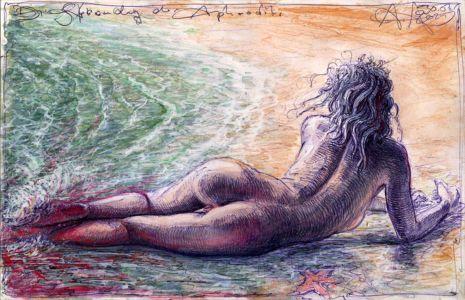 Die Strandung der Aphrodite