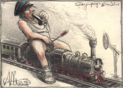 Der großartige Eisenbahner
