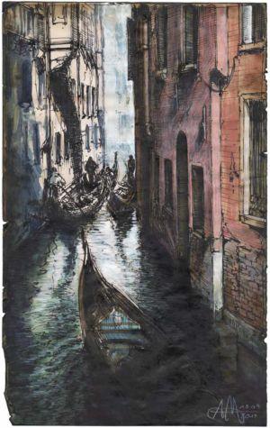 Tage in Venedig III.