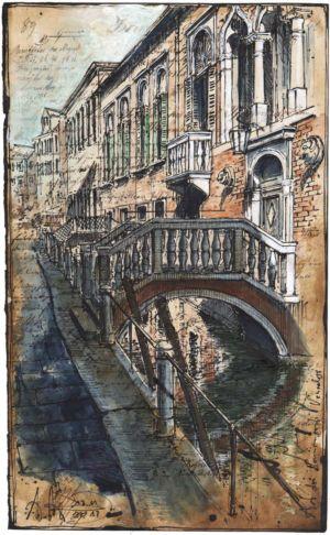 Auf der Sonnenseite Venedigs