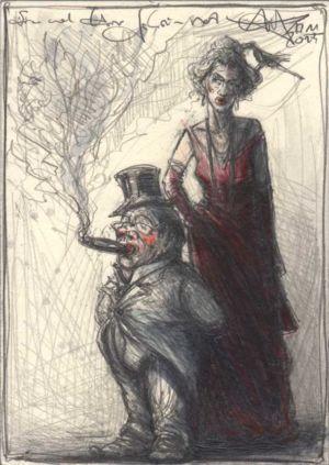 Frau und Herr Geheimrat