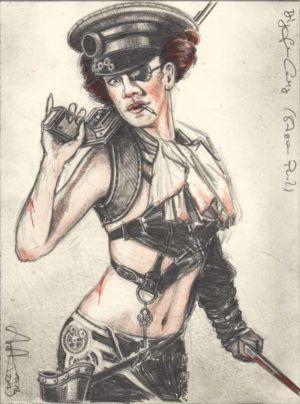 Big Gun Lady
