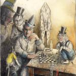 """""""Das Schachspiel"""""""
