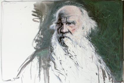 Leo Tolstoi (Vorher)