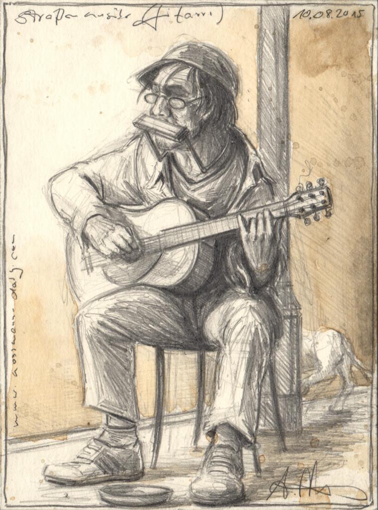 Streetmusican (Guitar)