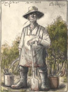 Der Gärtner