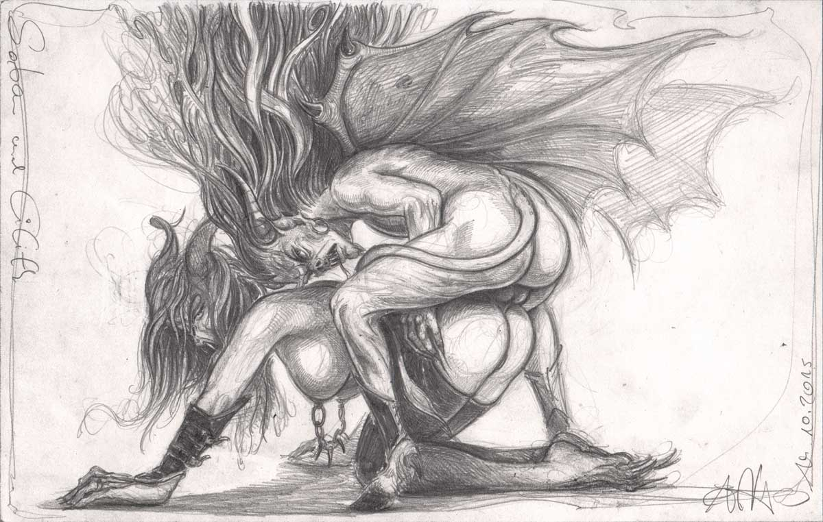 Satan und Lilith