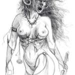 Lilith als Art Work