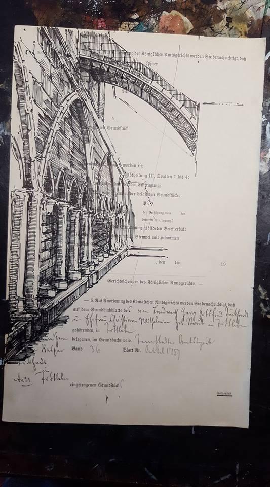 Perspektive Leicht Gemacht Räume Zeichnen Mit Andreas Noßmann