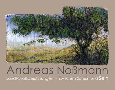 Landschaftszeichnen - Zwischen Scehin und sein