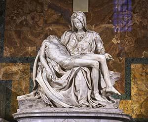 Michel Angelos Pietà