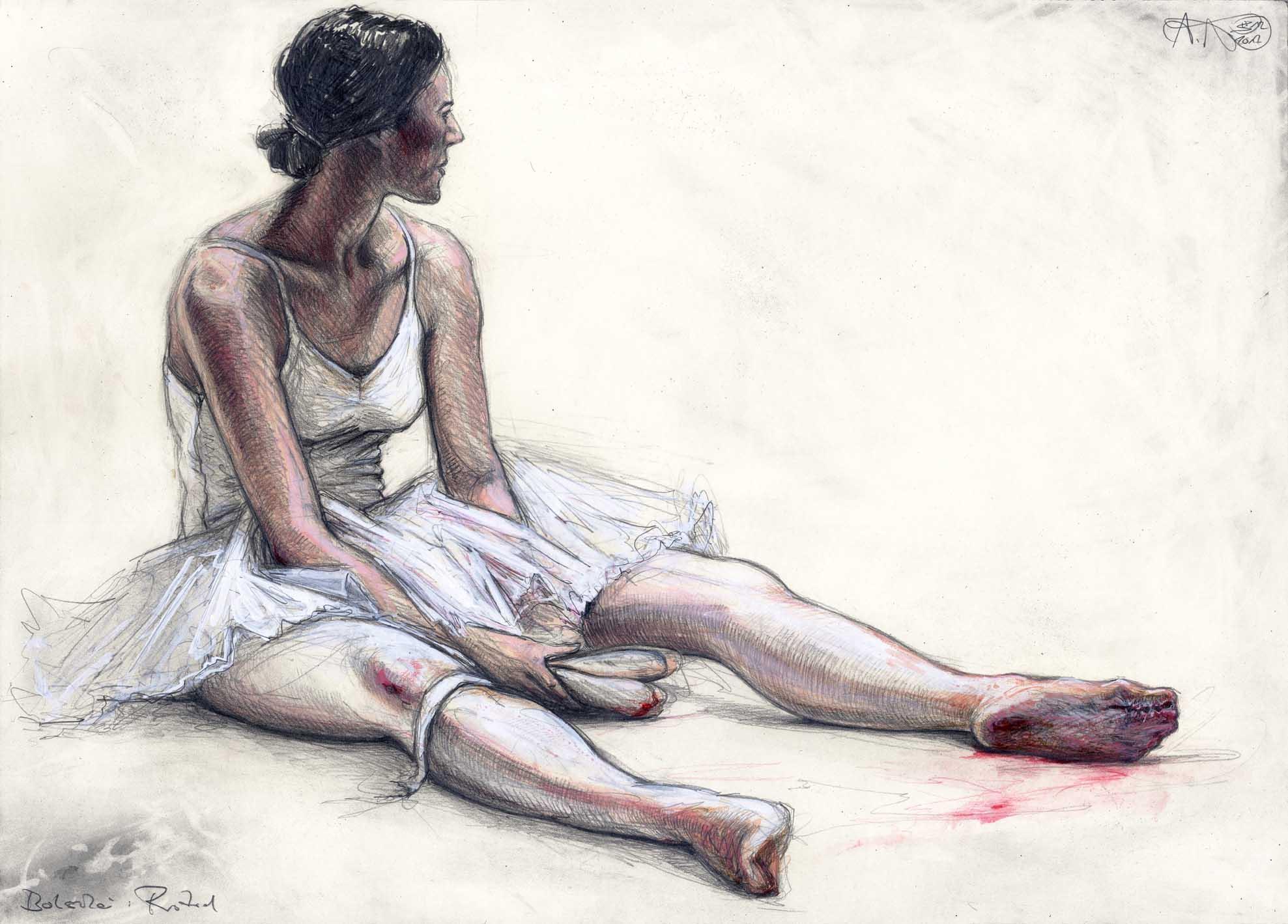 Menschen zeichnen – Andreas Noßmann